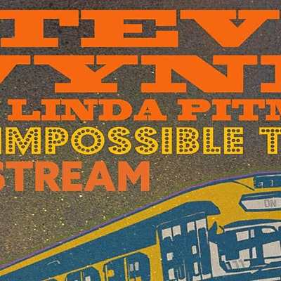 Steve Wynn with Linda Pitmon - Livestream