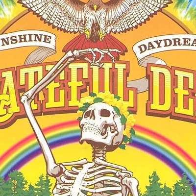 Sunshine Daydream 4/20 show!
