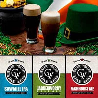 Irish I had another Beer- Pairing Event