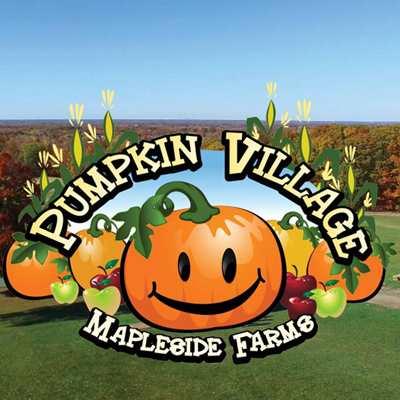 Pumpkin Village at Mapleside Farms