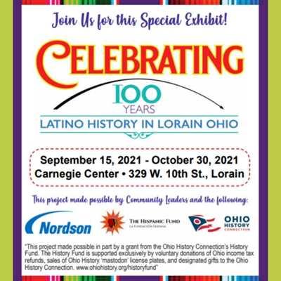 Latino Lorain Special Exhibit