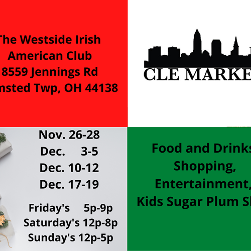 Cle Holiday Market