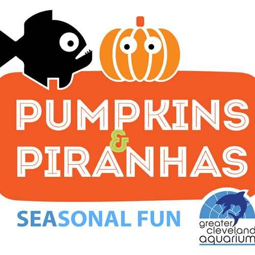Pumpkins & Piranhas SEAsonal Fun Days