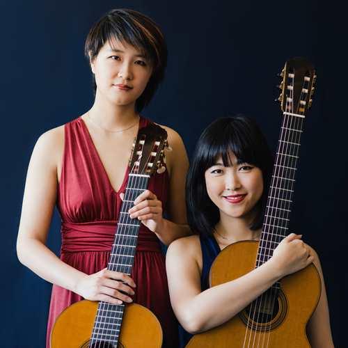 Beijing Guitar Duo in Concert