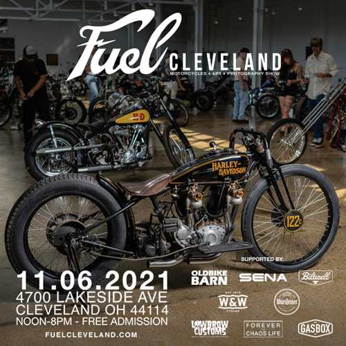 Fuel Cleveland 2021 - FREE Motorcycle, Art & Photography Show!