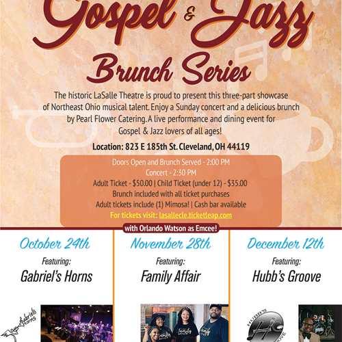 Gospel & Jazz Brunch
