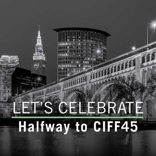 Halfway to CIFF45