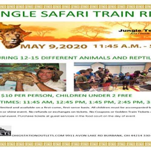 Jungle Safari Train Ride
