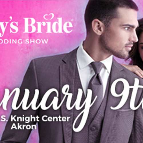 Today's Bride January Wedding Show - Akron