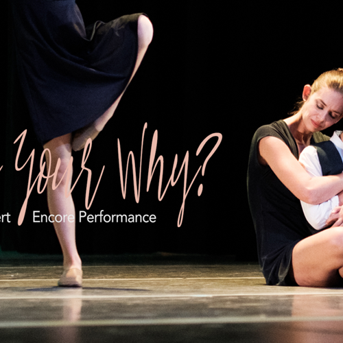 What's Your Why? Repertoire Concert Encore Performance
