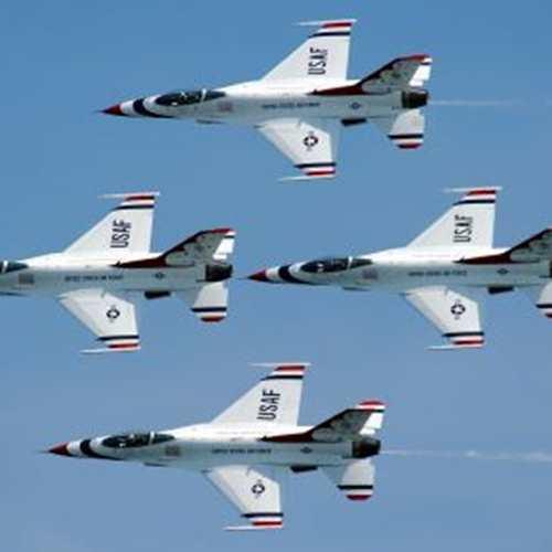 2021 Cleveland National Air Show