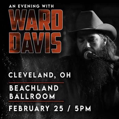 An Evening With Ward Davis