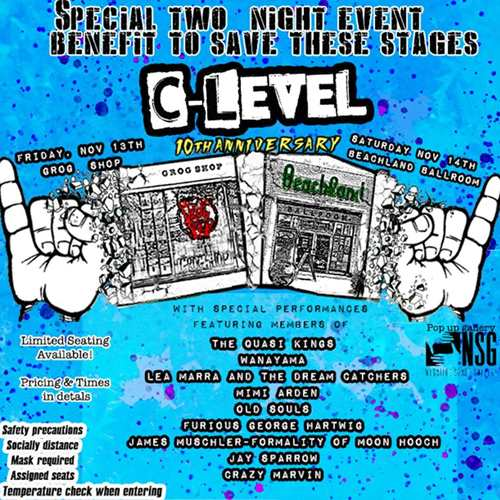 C-Level: Benefit for the Beachland
