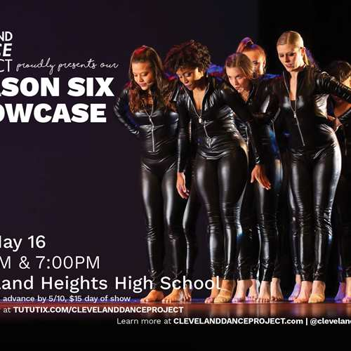 Cleveland Dance Project Season 6 Showcase