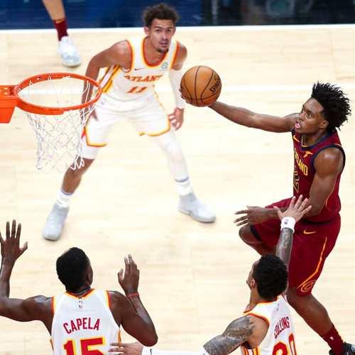 Cleveland Cavaliers vs. Atlanta Hawks