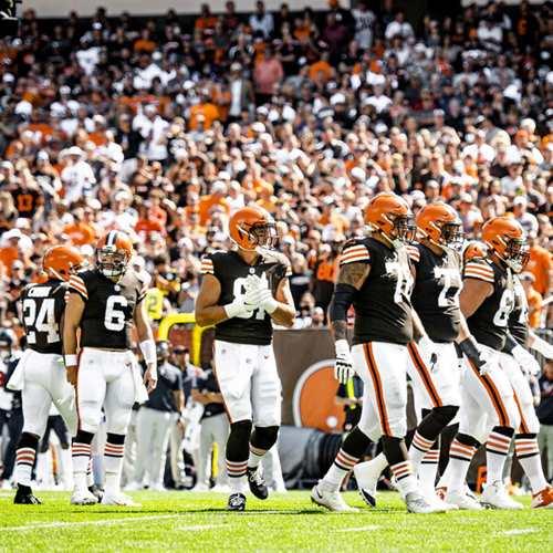 Baltimore Ravens vs. Cleveland Browns