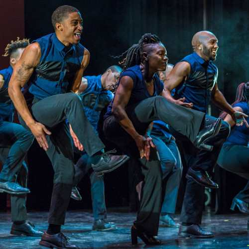 Five Days with Step Afrika!