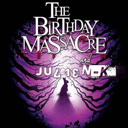Postponed: The Birthday Massacre w/ Julien-K & Two Dead Roses