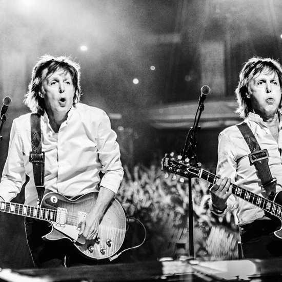 Paul McCartney Rocks The Land