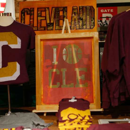 Cleveland Swag