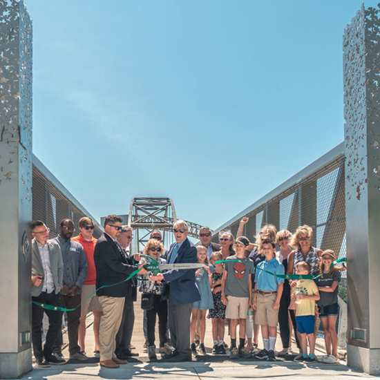 3 New Trails and Bridges Making Connections in Cleveland