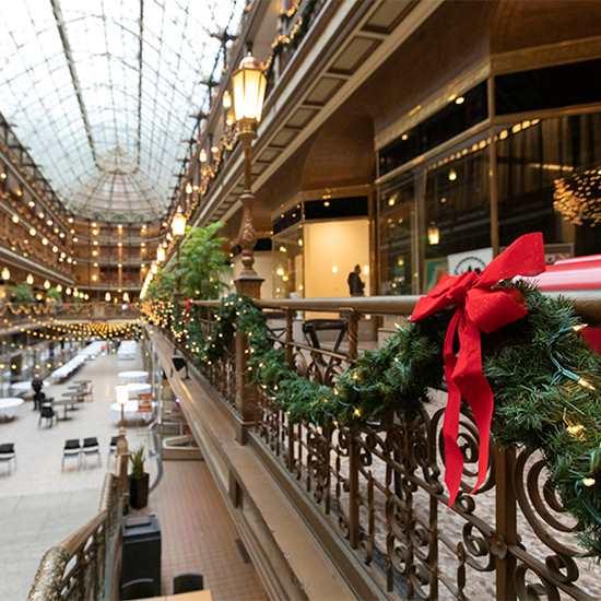 Festive Cleveland Hotels