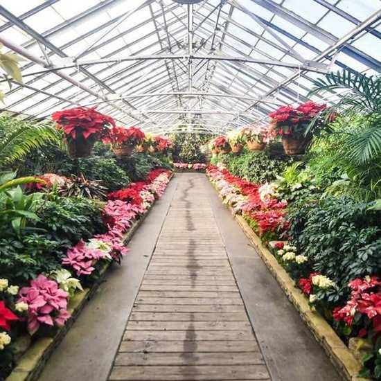 Rockefeller Park & Greenhouse