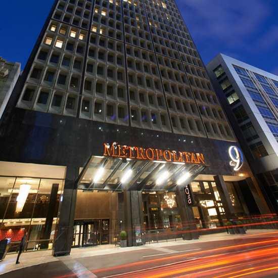 Metropolitan Hotel at The 9