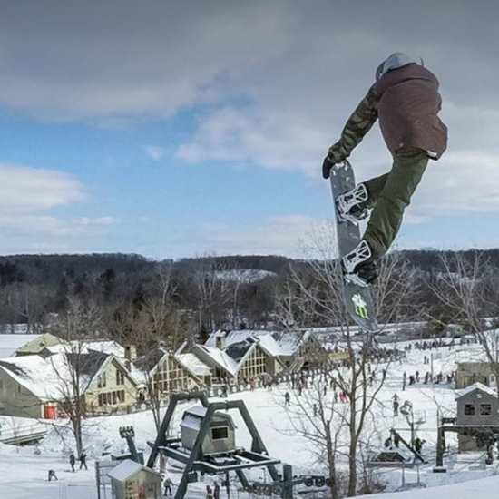 Boston Mills – Brandywine Ski Resort