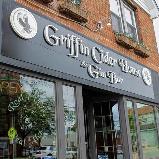 Griffin Cider House & Gin Bar