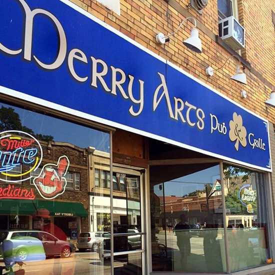 Merry Arts Pub & Grille