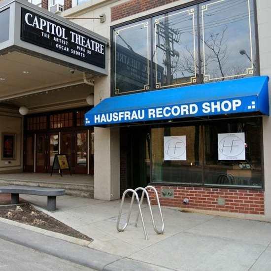 Hausfrau Record Shop