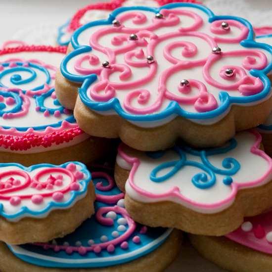Cookie Art Design