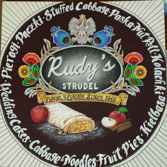 Rudy's Strudel