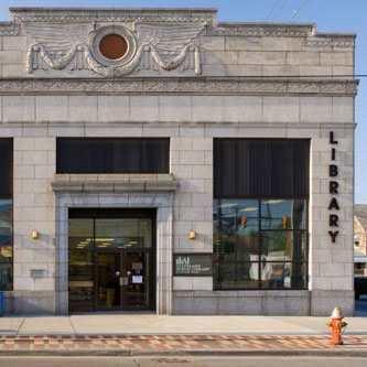 Cleveland Public Library (Mt. Pleasant)