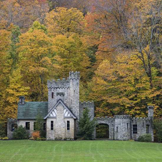 Squires Castle - North Chagrin Reservation