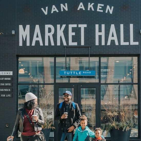 The Van Aken Market Hall