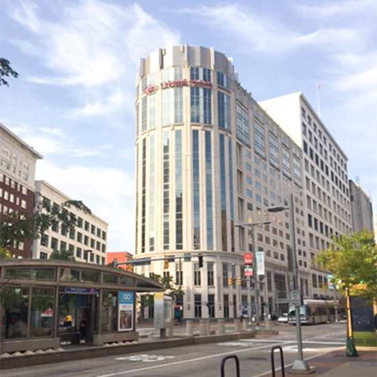 Crowne Plaza (Cleveland Playhouse Square)