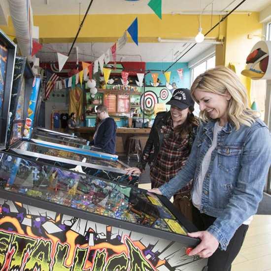 Superelectric Pinball Parlor