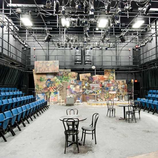 Helen Rosenfeld Lewis Bialosky Lab Theatre