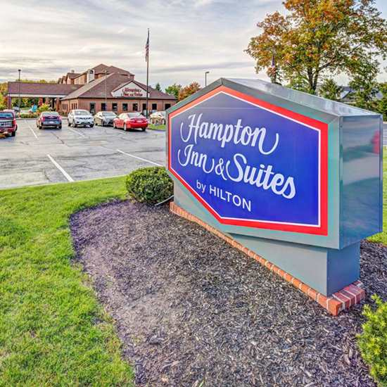 Hampton Inn & Suites (Cleveland Airport)