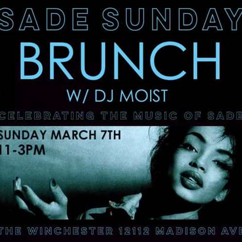 Sade Sunday Brunch