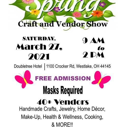 Spring Craft & Vendor Show