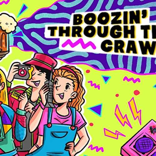 Boozin' Through The 90s Bar Crawl | Cleveland, OH - Bar Crawl LIVE!