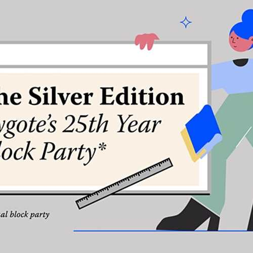 The Silver Edition: Zygote's 25th Year Block Party