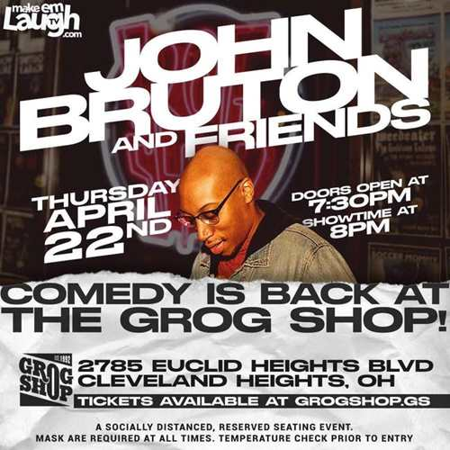 John Bruton and Friends Comedy