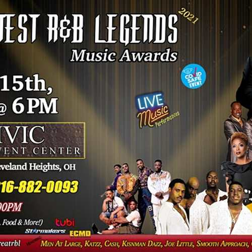 Greatest R&B Legends Music Awards 2021