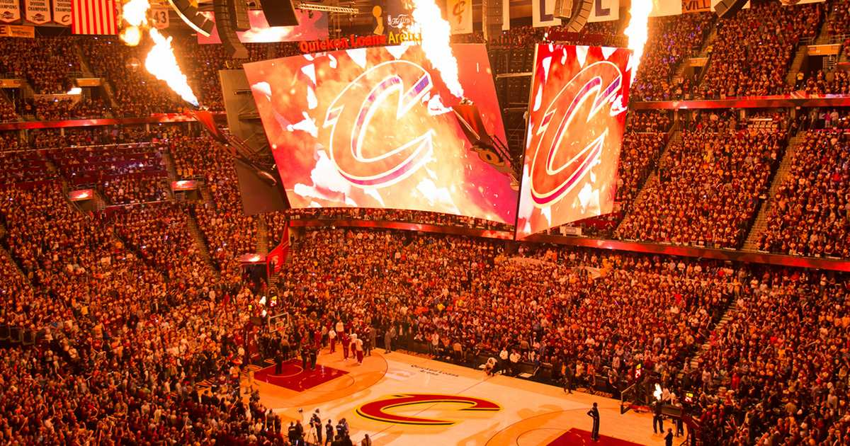 Cleveland Cavaliers | Things to Do in Cleveland Ohio | Cleveland, OH | This  Is Cleveland