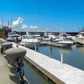 Rock & Dock at North Coast Harbor Marina