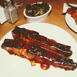 Rib Cage Smokehouse (Ohio City)
